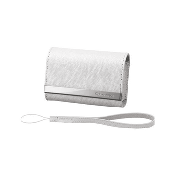 Soft Leather Carrying Case (White), , hi-res