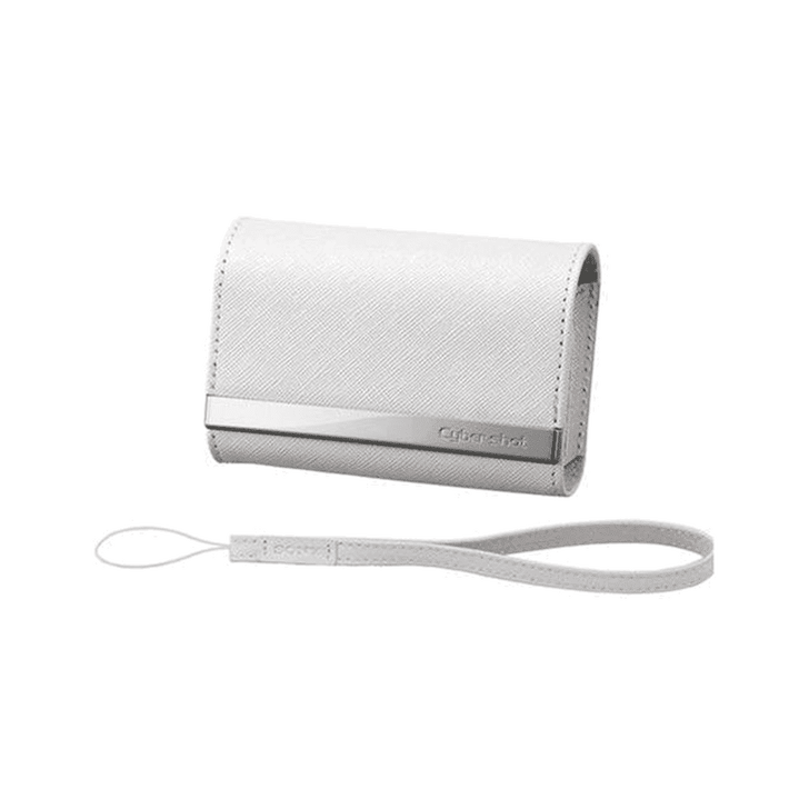 Soft Leather Carrying Case (White), , product-image