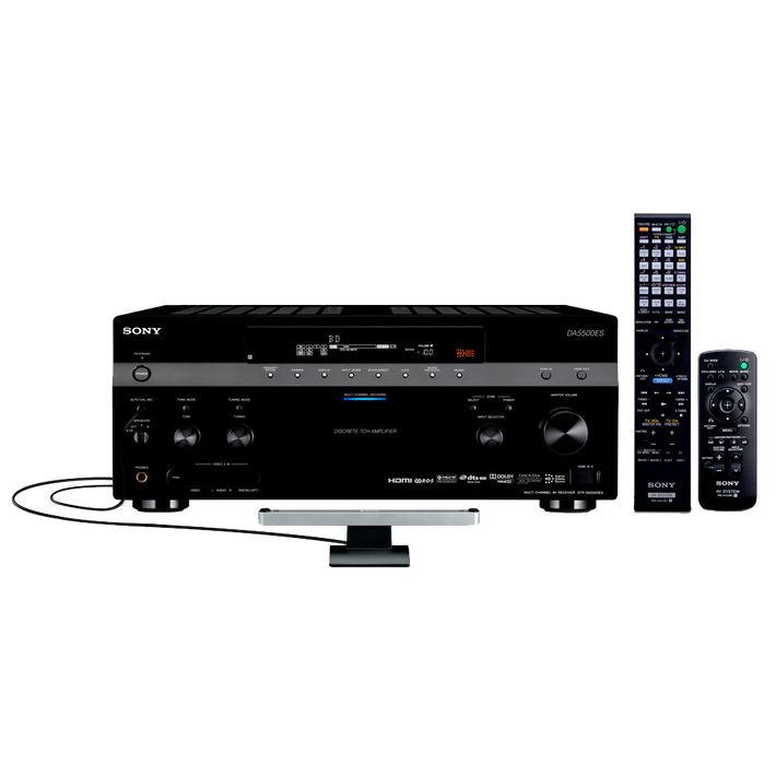 7.1 Channel Hd ES Receiver, , product-image