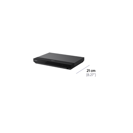 Premium 4K Ultra HD Blu-ray Player