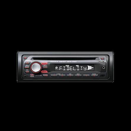 In-Car MP3/WMA CD Player GT270 Series Headunit