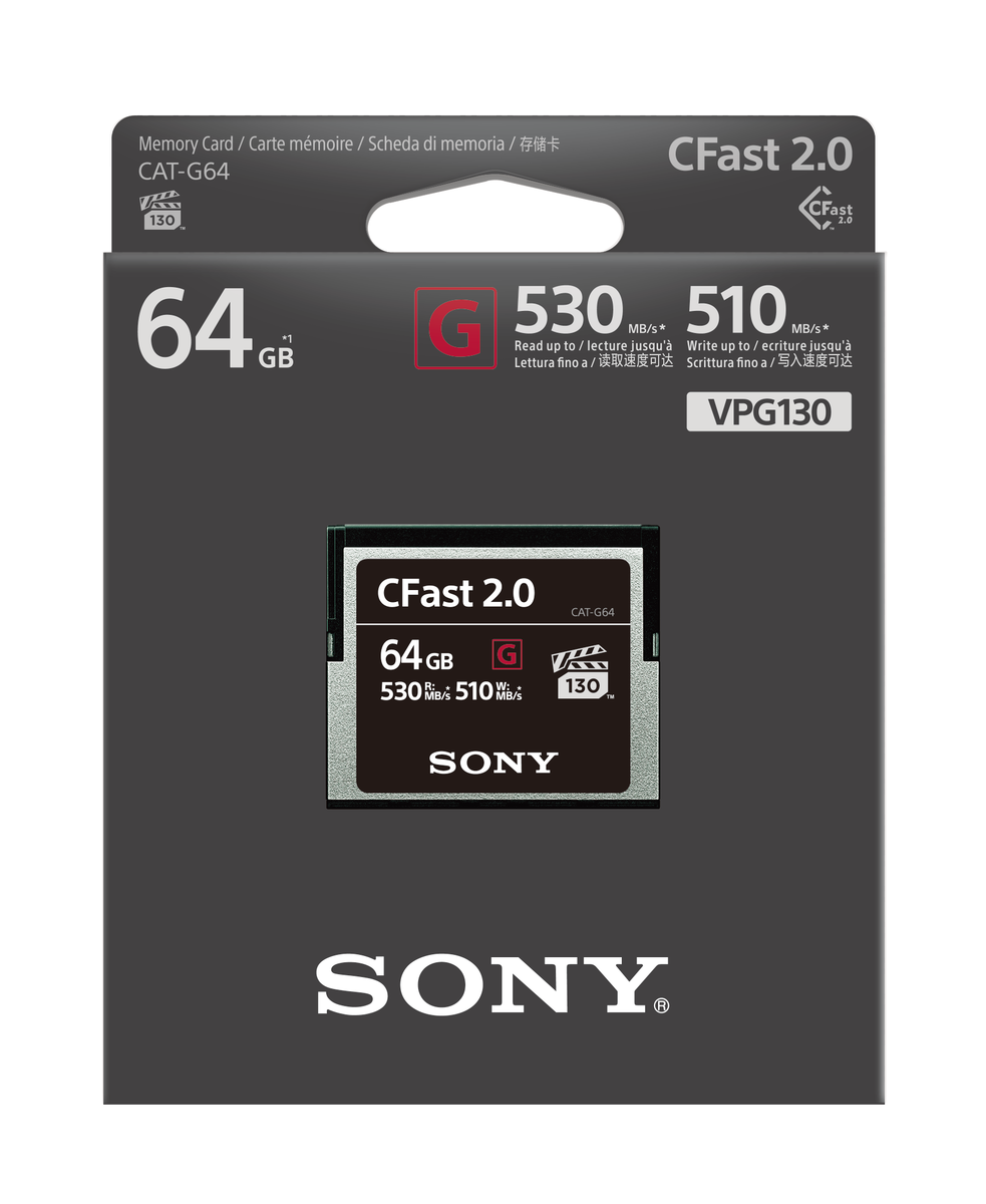 G Series CFast 2.0 Memory Card, , hi-res