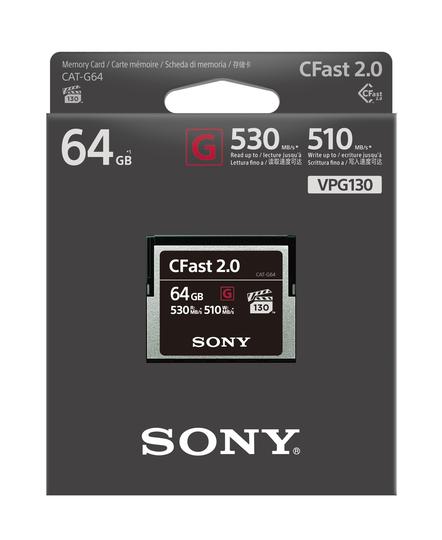 G Series CFast 2.0 Memory Card