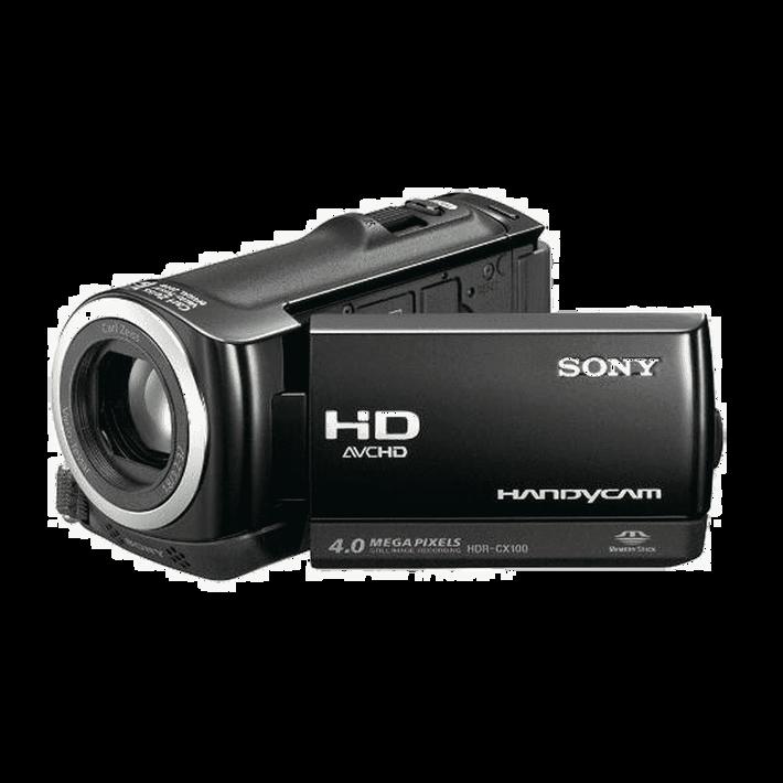 8GB HD FLASH MEM STICK HANDYCAM BLACK, , product-image