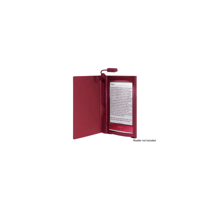 Cover with Light for PRS-T1 Reader (Red), , product-image