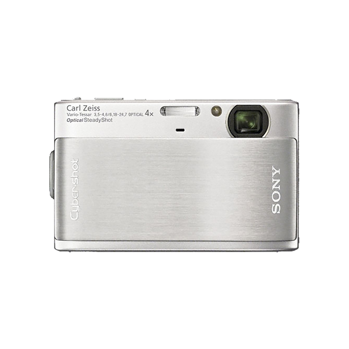 10.2 Mega Pixel T Series 4x Optical Zoom Cyber-shot (Silver), , product-image