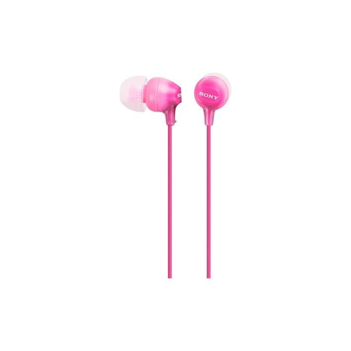 In-Ear Lightweight Headphones (Pink), , product-image