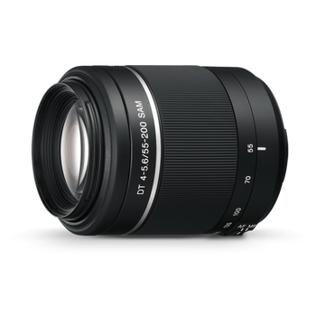 A-Mount DT 55-200mm F4-5.6 SAM Lens, , hi-res