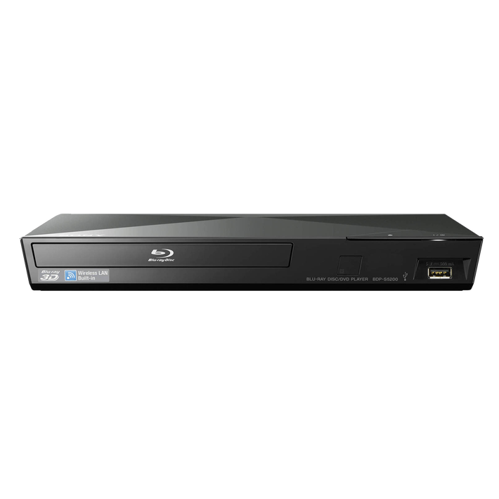 S5200 Blu-ray Disc player with Wi-Fi and 3D, , product-image