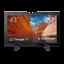 "43"" X80J | 4K Ultra HD | High Dynamic Range (HDR) | Smart TV (Google TV)"