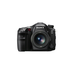 a99 Digital SLT 24.3 Mega Pixel Camera with 35mm Full Frame Sensor, , lifestyle-image