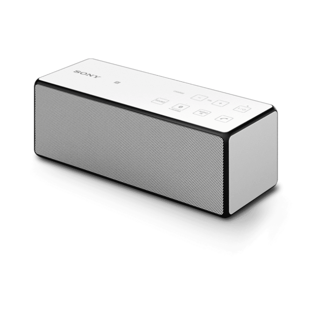 Portable Wireless Speaker with Bluetooth (White), , product-image