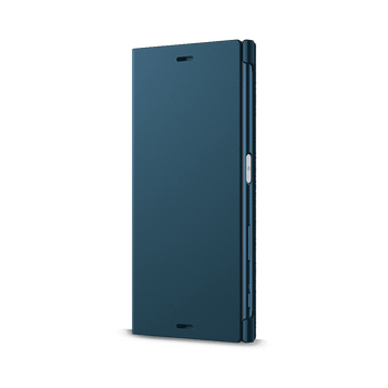 Style Cover Stand SCSF10B for Xperia XZ (Blue), , hi-res