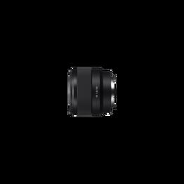 Full Frame E-Mount 50mm F1.8 Lens, , lifestyle-image