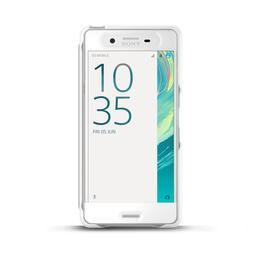 Style Cover Touch SCR56 for Xperia X Performance (White)