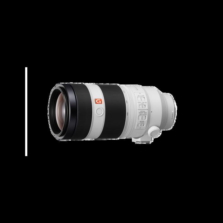Full Frame E-Mount FE 100-400mm F4.5-5.6 G Master OSS Lens, , product-image