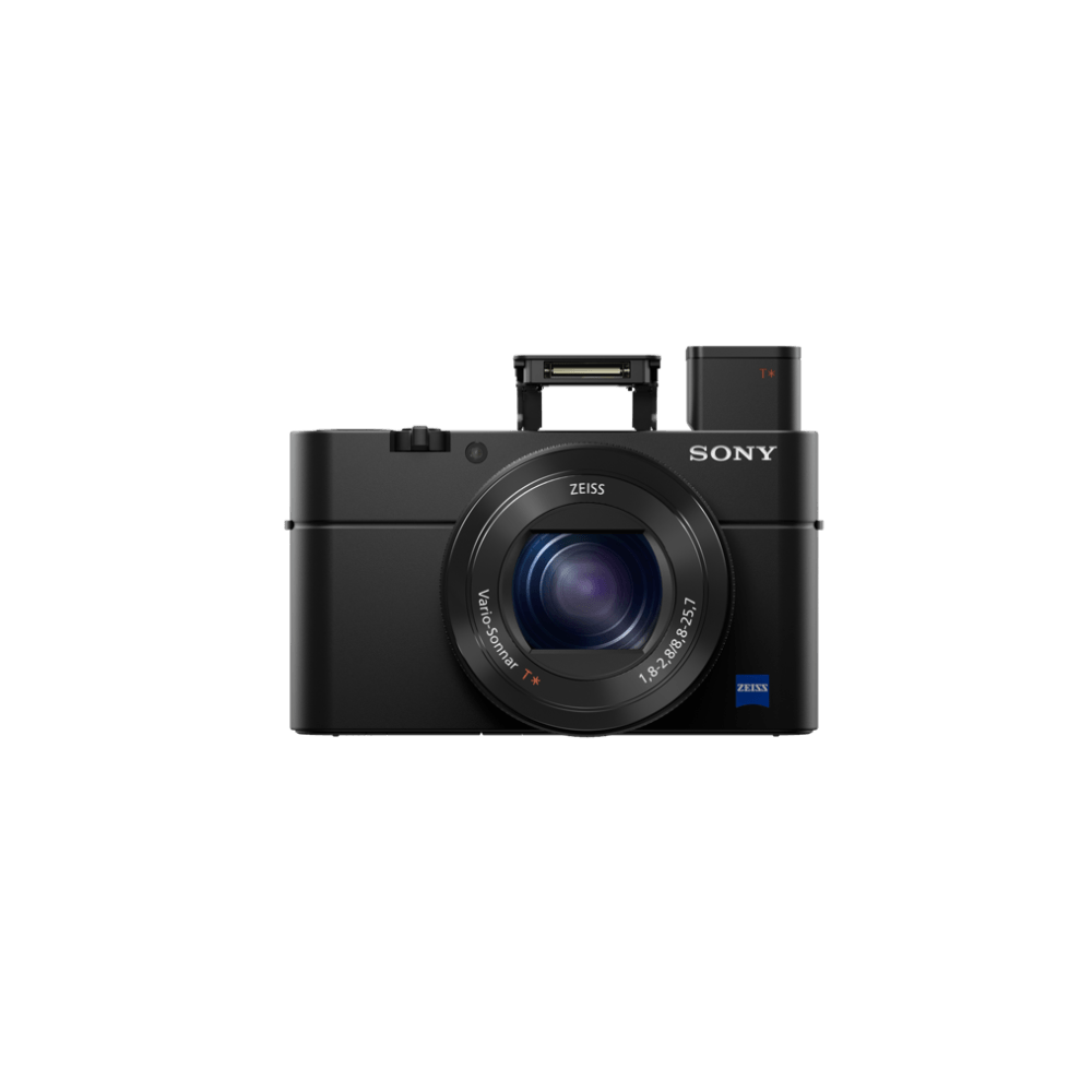 RX100 IV Digital Compact Camera with 2 9x Optical Zoom