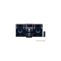 EC709 iPod / iPhone Dock Hi-Fi System, , hi-res