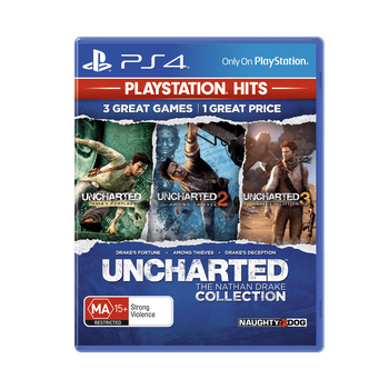 PlayStation4 Uncharted The Nathan Drake Collection (PlayStation Hits), , lifestyle-image