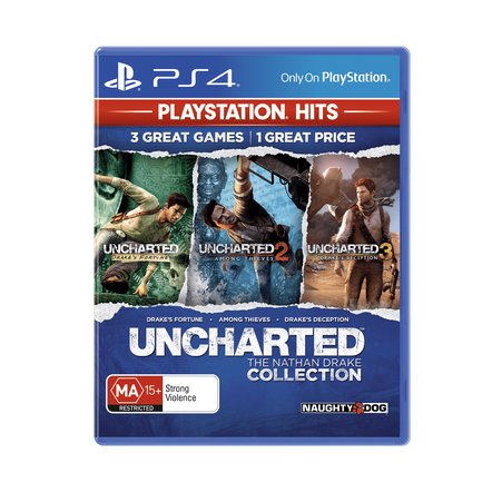 PlayStation4 Uncharted The Nathan Drake Collection (PlayStation Hits), , hi-res