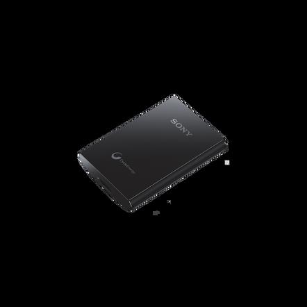 Portable USB Charger 3400mAH (Black), , hi-res