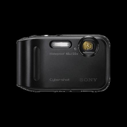 16.1 Mega Pixel T Series 4x Optical Zoom Cyber-shot (Black), , hi-res