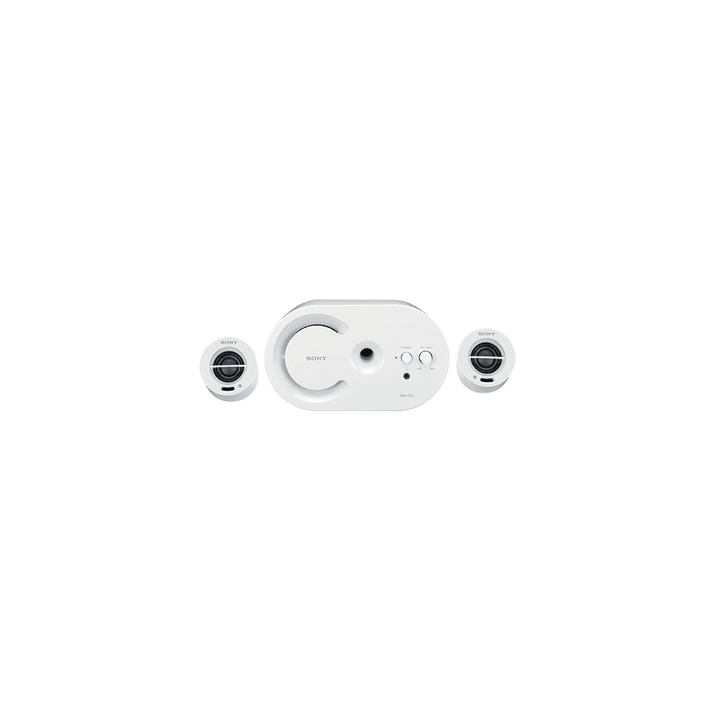 Multi-Channel Portable Speakers (White), , product-image