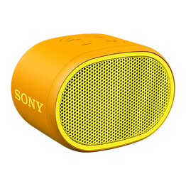 XB01 EXTRA BASS Portable BLUETOOTH Speaker (Yellow), , hi-res