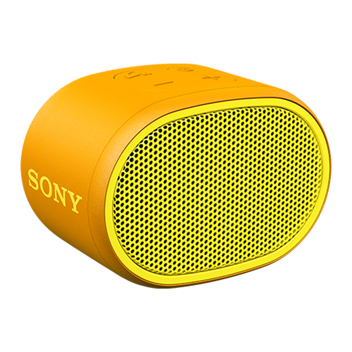 XB01 EXTRA BASS Portable BLUETOOTH Speaker (Yellow), , product-image