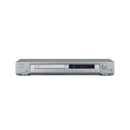 NS305 CDR/RW MP3 Playback Silver DVD Player., , hi-res