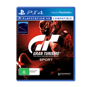 PlayStation4 Gran Turismo Sport™, , lifestyle-image