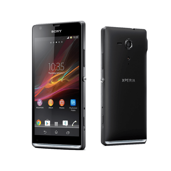 Xperia Sp - High Definition Entertainment In A Premium Design, , product-image