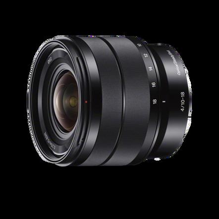 E-Mount 10-18mm F4 OSS Lens, , hi-res