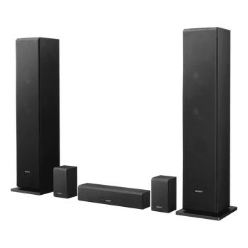 1-way 2-driver Surround Sound Speaker System, , hi-res