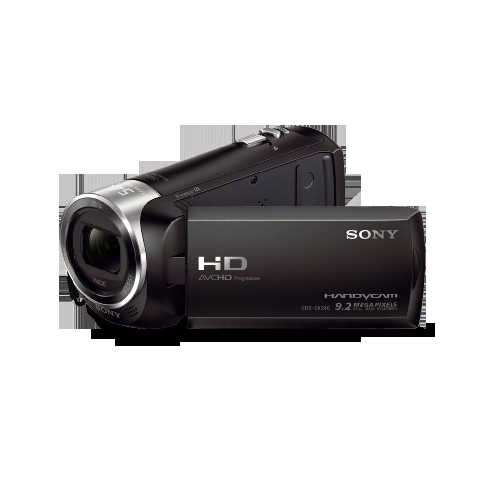CX240E Handycam with Exmor R CMOS sensor, , hi-res