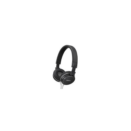XB600 Sound Monitoring Headphones (Black)