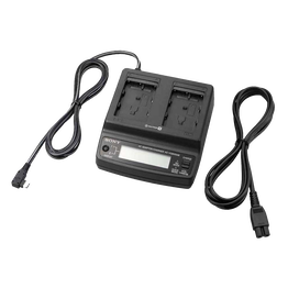 AC Adapter and Twin Battery Charger, , hi-res