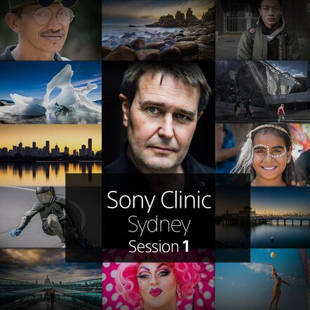 Sony Alpha Clinic Sydney - Intro to photography