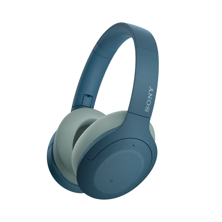 WH-H910N h.ear on 3 Wireless Noise Cancelling Headphones (Blue), , product-image