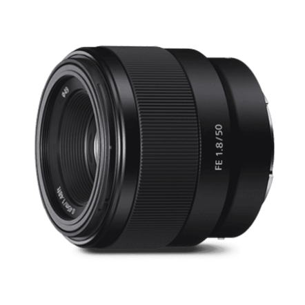 Full Frame E-Mount 50mm F1.8 Lens, , hi-res