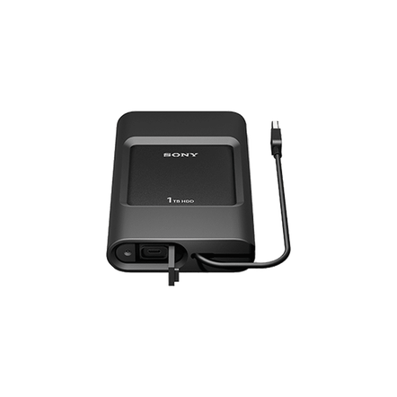 HDD Portable Storage Drive - 1TB with USB Type C, , hi-res