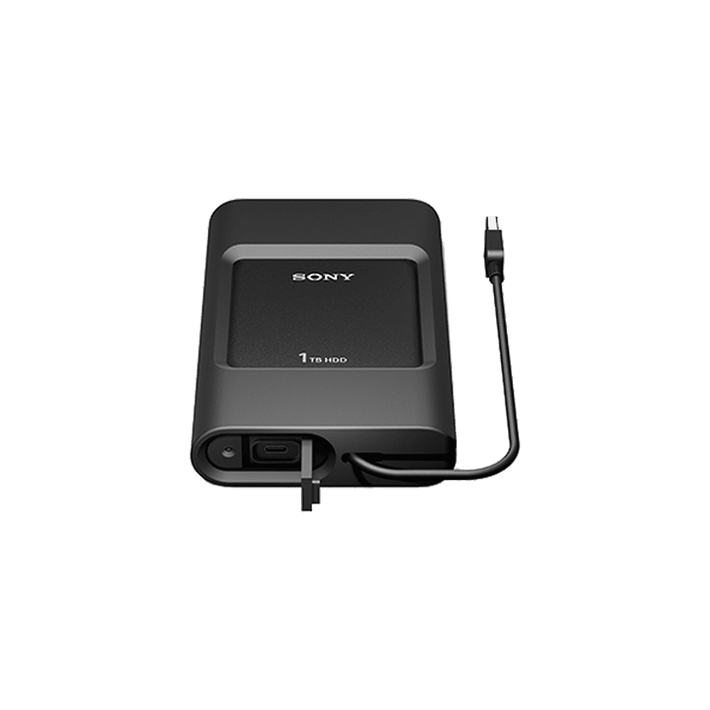 HDD Portable Storage Drive - 1TB with USB Type C, , product-image