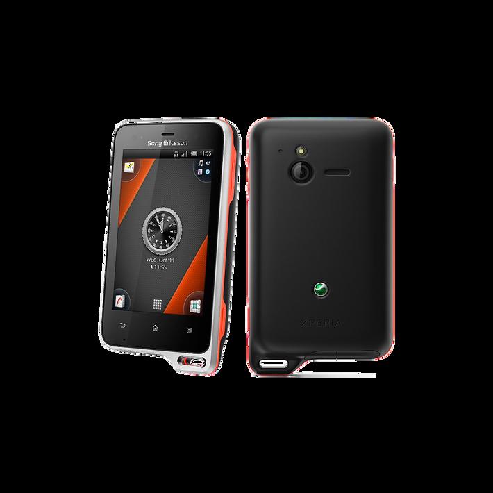Xperia Active Billabong Edition, , product-image