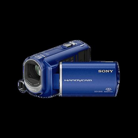 Hybrid SX40 4GB Handycam Camcorder (Blue)