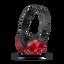 ZX310 Folding Headphones (Red)