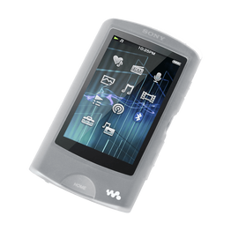 Silicone Case for Walkman Video MP3 Players