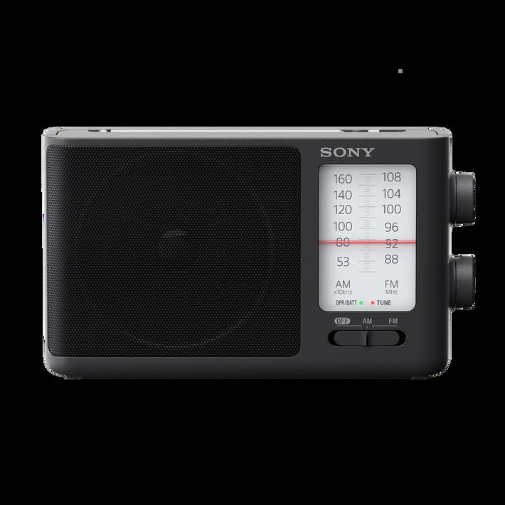 Analog Tuning Portable FM/AM Radio, , product-image