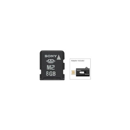 8GB Memory Stick Micro? M2