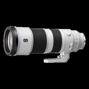 Full Frame E-Mount 200-600mm F5.6-6.3 G Lens