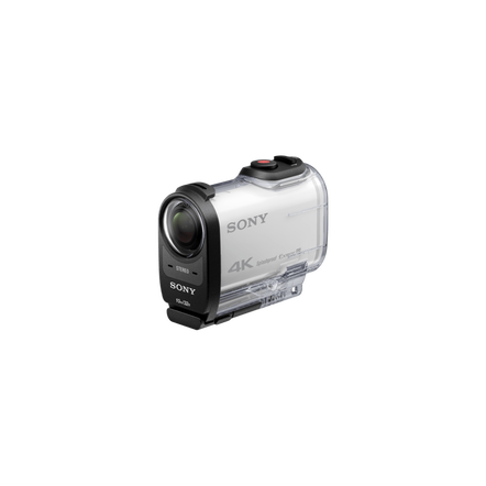 X1000V 4K Action Cam with Wi-Fi GPS and Waterproof Case